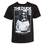 T-shirt Il Grande Lebowski  The Dude Photo