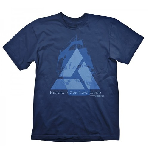 T-shirt Assassin's Creed 4 Distant Lands Extra Large