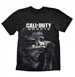 T-shirt Call Of Duty Ghosts Disguise Medium