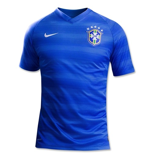 Acquista Maglia Brasile 2014-15 Away World Cup da bambino ...