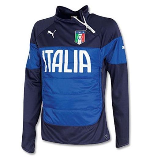 d348fe013 Acquista Maglia Imbottita Italia 2014-15 Puma Originale