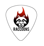 "Plettri Fender ""Heavy"" (duri) - The Raccoons"
