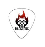 "Plettri Fender ""Medium"" (morbidi) - The Raccoons"