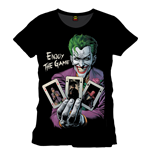 T-shirt Batman Enjoy The Game