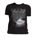 T-shirt Game of Thrones Stark Houses