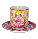 Tazza The Simpsons Can´t Talk Eating