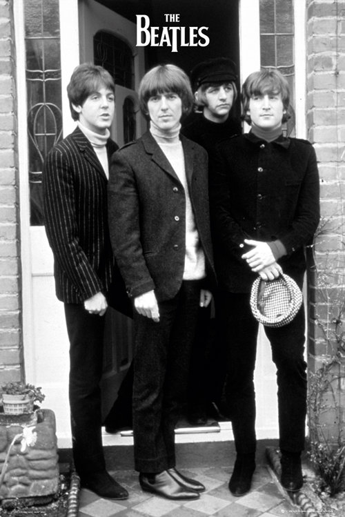 Poster The Beatles 112132