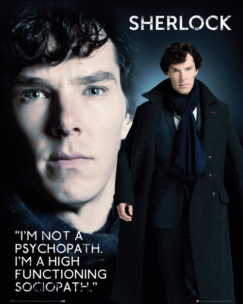 Poster Sherlock Homes