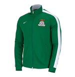 Giacca Zambia 2014-15 Nike Authentic N98