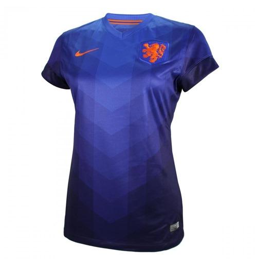 Acquista Maglia Olanda 2014-15 Away World Cup da donna ...