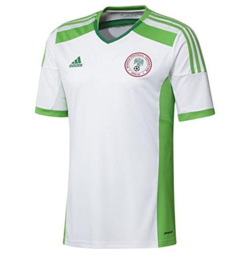 Acquista Maglia Nigeria 2014-15 Away World Cup Originale