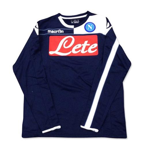 Allenamento Napoli merchandising
