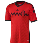Maglia Messico 2014-15 World Cup Away