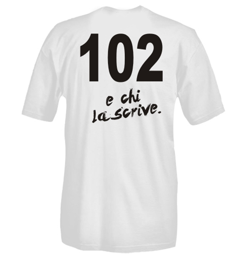 T-shirt celebrativa Juventus Scudetto 2013/14