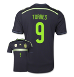 Maglia Spagna 2014-15 Away World Cup (Torres 9)