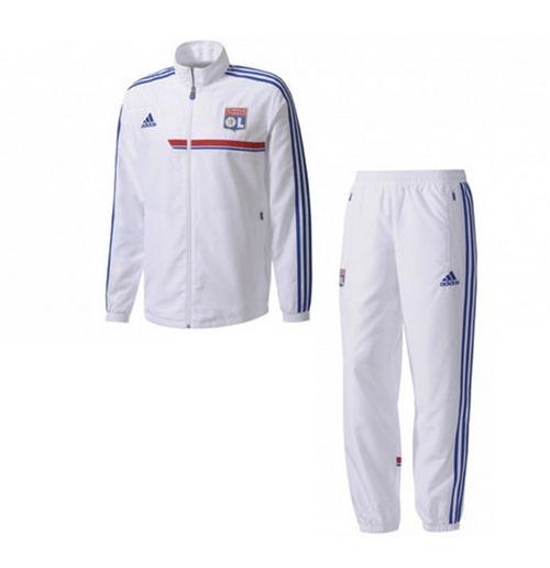 tuta adidas olympique lione