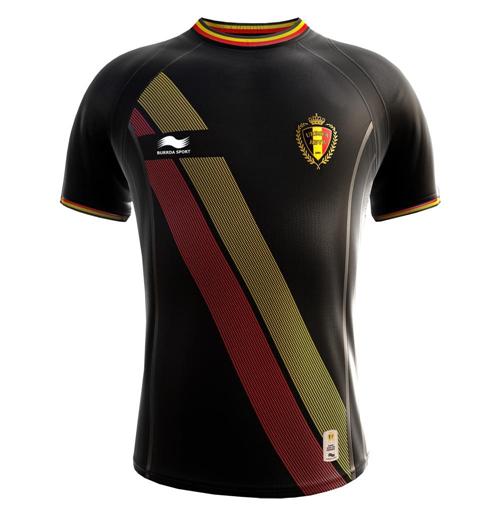 Acquista Maglia Belgio 2014-15 Away World Cup da bambino ...
