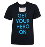 T-shirt Adventure Time Get Your Hero On