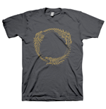 T-shirt The Elder Scrolls Ouroboros Symbol Extra Large