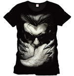 "T-shirt Marvel Comics ""Wolverine Ready To Fight"""