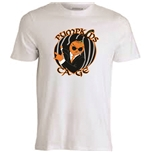 T-shirt in poliestere bianca a sublimazione - PumpKins Cage
