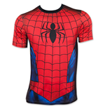 T-shirt costume Spider-Man