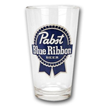 Bicchiere Pabst Blue Ribbon