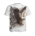 T-shirt SPIRAL Wings Of Freedom Medium