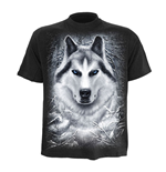T-shirt SPIRAL White Wolf Extra Large