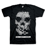T-shirt WATCH DOGS Skull - S