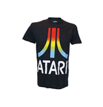 T-shirt Atari Colour Gradient Logo Medium