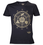 T-shirt NINTENDO LEGEND OF ZELDA Classic Zelda Small