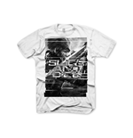 T-shirt METAL GEAR SOLID Rising Slice & Dice Medium