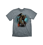 T-shirt DEFENSE OF THE ANCIENTS (DOTA) 2 Roshan Small