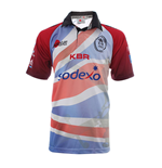 Maglia British Army 2014-15 Regular Fit Flag Rugby
