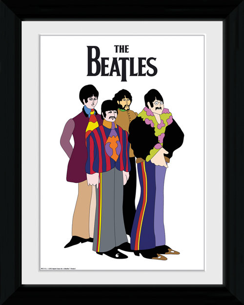 Poster The Beatles 115692