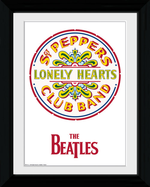 Poster The Beatles 115697