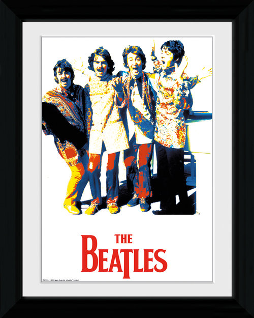 Poster The Beatles 115698
