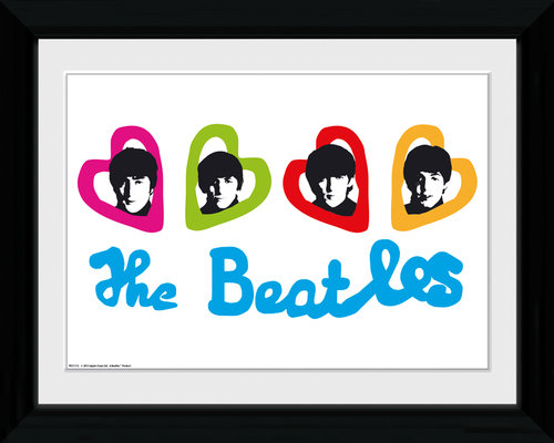 Poster The Beatles 115701