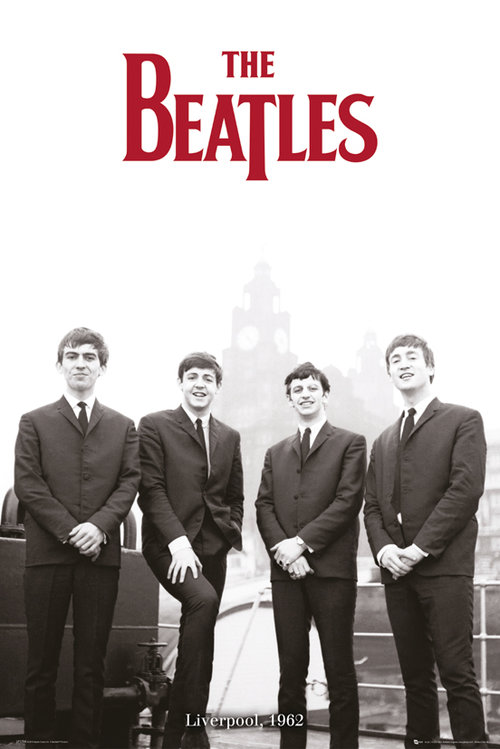 Poster The Beatles 115702