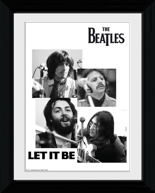 Poster The Beatles 115703