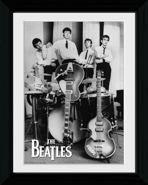 Poster The Beatles 115704