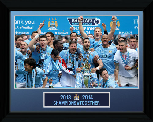 Poster Manchester City 115717