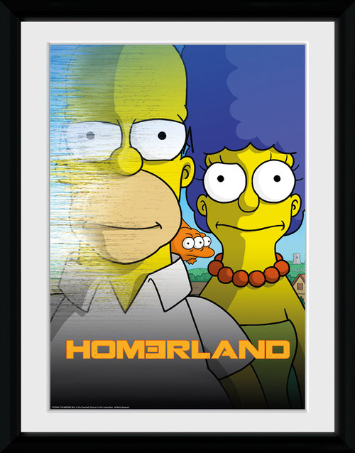 Poster The Simpsons 116103