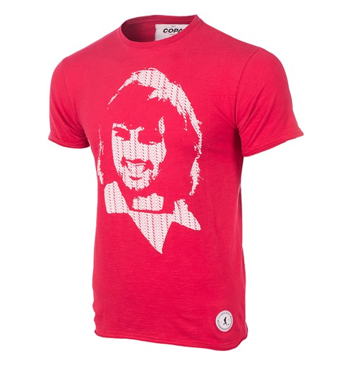 T-shirt George Best Repeat Logo