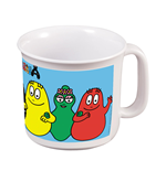 Barbapapa tazza in melamina (350 ml) 8x8 cm