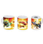 Skylanders Giants Lightcore tazza (320 ml) - in confezione regalo 12x9x10 cm