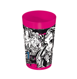 Monster High bicchiere grande (400 ml) 7x7x11 cm