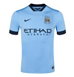 Maglia Manchester City 2014-15 Home Nike