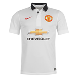 Maglia Manchester United 2014-2015 Away Nike